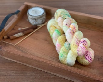 Streeler | Faery Potter: Magical Creatures Collection | Hand Dyed Yarn | Harry Potter