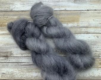 Hand-Dyed Yarn | Merino Wool | Pepper