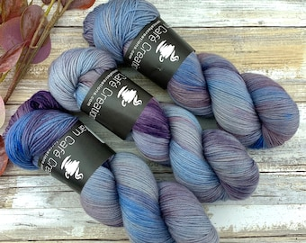 Constellation | Hand Dyed Yarn | Non-Superwash Merino Wool