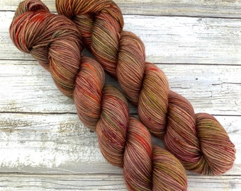 Sassafras | Fall Frolic Collection | Hand Dyed Yarn