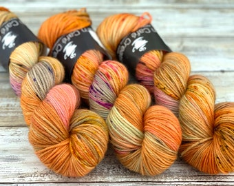 Mocha Worsted Weight