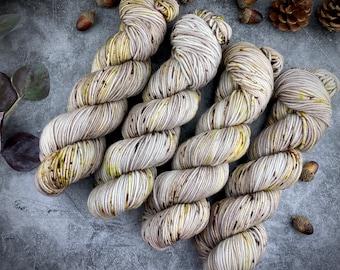 Americano DK Weight | 100% SW Merino Wool | Cinnamon Roll  | Hand Dyed Yarn | Superwash wool