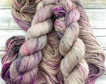 Is There Something I Should KnoW? | Hand Dyed Yarn | Merino Wool Blend
