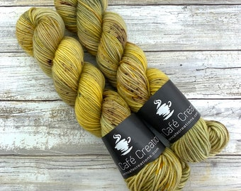 Hand-Dyed Yarn | Merino Wool | Earthy Collection | Harvest Moon