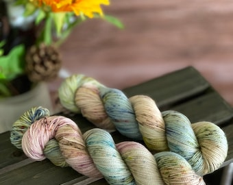 Orchard | Autumn Harvest Collection | Hand Dyed Yarn