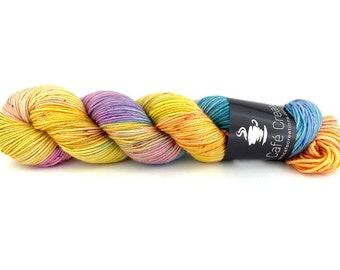 Hand-Dyed Yarn | Merino Wool | My Name Is June