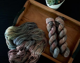 Potted Plant | Hand-Dyed Yarn | Merino Wool