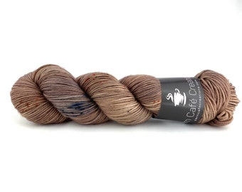 Hand-Dyed Yarn | Merino Wool | Earthy Collection | Sandstone