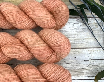 Silk | Christmas Traditions Collection | Hand Dyed Yarn