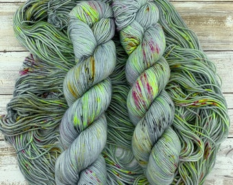The Reflex| Hand Dyed Yarn | Merino Wool Blend