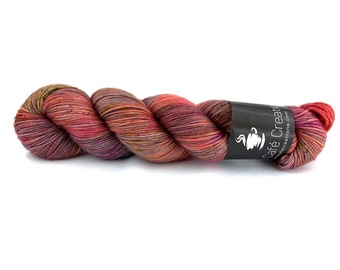 Hand-Dyed Yarn | Merino Wool | Earthy Collection | Sunrise