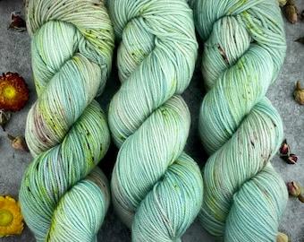 Sport Weight | 100% SW Merino Wool | Prickly Pear | Hand Dyed Yarn | Superwash wool