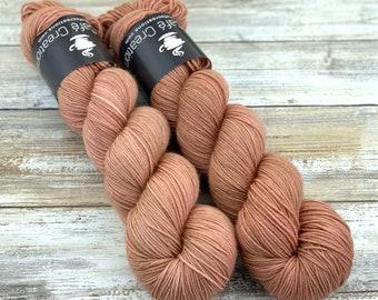 100% Merino SW Fingering Weight | Manicure | Hand Dyed Yarn | Superwash wool