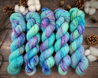 Americano DK Weight | 100% SW Merino Wool | Billywig | Hand Dyed Yarn | Superwash wool
