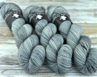 DK Weight | 100% SW Merino Wool | Atmosphere | Hand Dyed Yarn | Superwash wool
