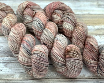 DK Weight | 100% SW Merino Wool | Riverbed | Hand Dyed Yarn | Superwash wool