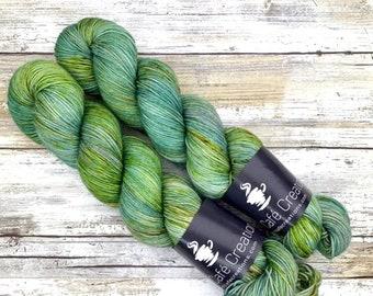 Hand-Dyed Yarn   Merino Wool   Ballybog