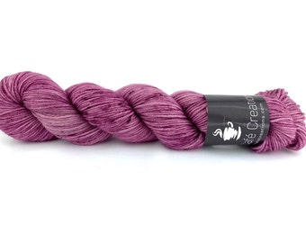 Hand-Dyed Yarn | Merino Wool | Lip Stain