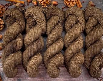 Polwarth DK Weight | 100% SW Polwarth Wool | ALLSPICE | Hand Dyed Yarn |