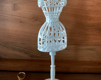 Dress Form for Dolls | Miniature Dress Form