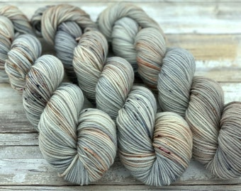 DK Weight | 100% SW Merino Wool | Thicket | Hand Dyed Yarn | Superwash wool