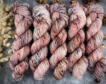 Americano DK Weight | 100% SW Merino Wool | Riverbed | Hand Dyed Yarn | Superwash wool