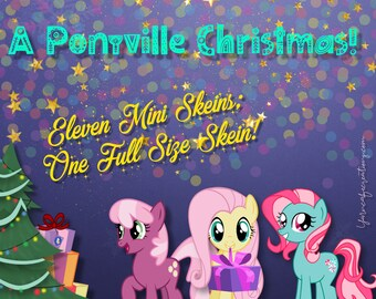 My Little Pony: A Ponyville Christmas | Twelve Days of Christmas Advent Calendar