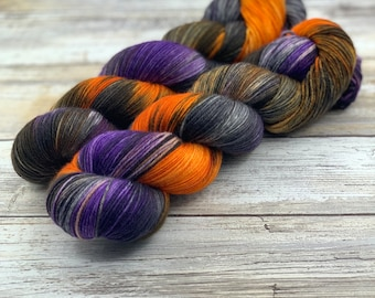 Blair Witch Project | Halloween Horror Collection | Hand Dyed Yarn