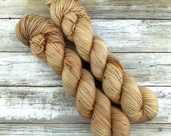 Acorn | Fall Frolic Collection | Hand Dyed Yarn
