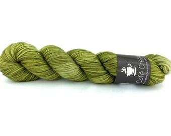 Hand-Dyed Yarn | Merino Wool | Cactus