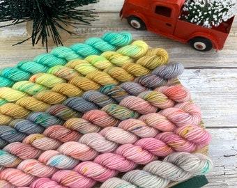 Christmas Mini Set | Merino Wool Blend