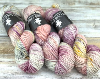 DK Weight Wool/Nylon Blend | Mawas | Hand Dyed Yarn | Superwash Wool