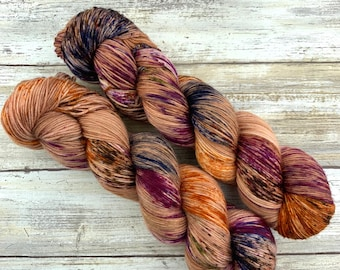 Children Of The Corn | Halloween Horror Collection | Hand Dyed Yarn