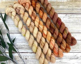 Fall Frolic Mini Set | Merino Wool Blend
