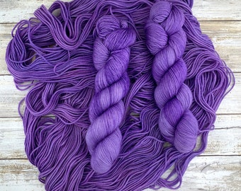 Sugared Butterfly Wings  | Harry Potter Magical Treats Collection | Hand Dyed Yarn