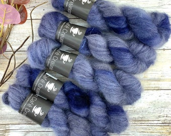 Undercurrent | Mohair Silk | Hand Dyed Yarn