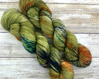 Friday The 13th | Halloween Horror Collection | Hand Dyed Yarn