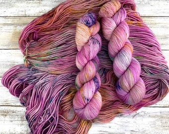 Unicorn | Faery Potter: Magical Creatures Collection | Hand Dyed Yarn | Harry Potter