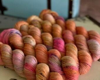 Hand-Dyed Yarn | Merino Wool | Heresy