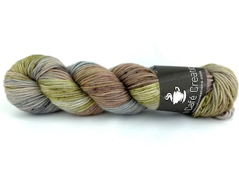 Hand-Dyed Yarn | Merino Wool | Earthy Collection | Tumbleweed