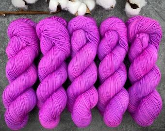 Sport Weight | 100% SW Merino Wool | Flying Pegasus | Hand Dyed Yarn | Superwash wool