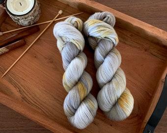 Nest | Non Superwash Lace Weight | Hand Dyed Yarn | Merino Wool