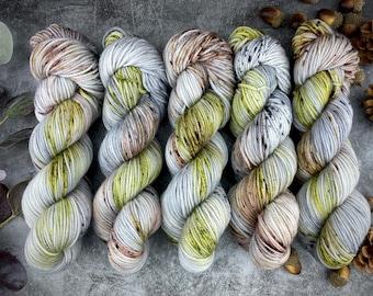 Worsted Weight | Tumbleweed | Hand Dyed Yarn | Superwash