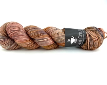 Henna | Hand-Dyed Yarn | Merino Wool | Earthy Collection
