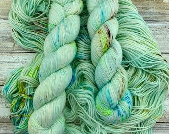 Riptide | Hand Dyed Yarn | Merino Wool Blend