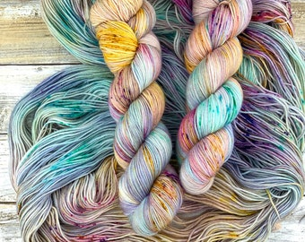 Gumdrops | Christmas Traditions Collection | Hand Dyed Yarn