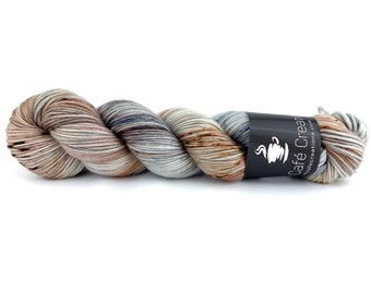 Hand-Dyed Yarn | Merino Wool | Earthy Collection | Thicket