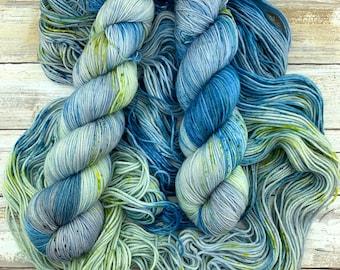 The Jersey Devil | Hand Dyed Yarn | Merino Wool Blend