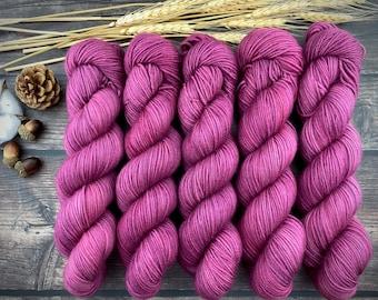 Americano DK Weight | 100% SW Merino Wool | Jupiter | Hand Dyed Yarn | Superwash wool