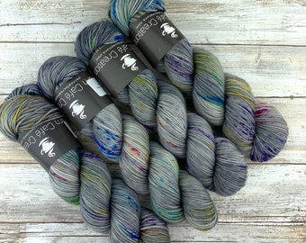 Thestrals | Faery Potter: Magical Creatures Collection | Hand Dyed Yarn | Harry Potter